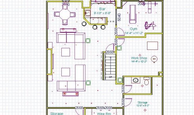Basement Designs Yourself