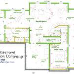 Basement Finishing Plans Layout Design Ideas Diy
