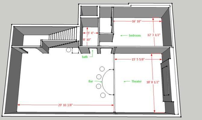 Basement Layout Options