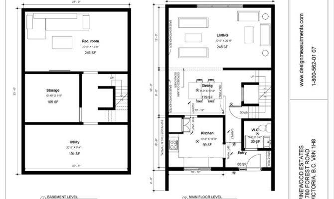 Basement Main Floor Plan