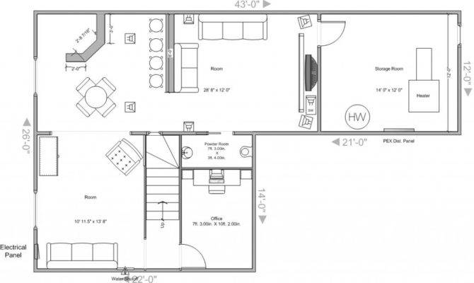 Basement Plans Need Thoughts Ideas Suggestions