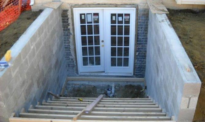 Basement Walkout Entrances Renovations Toronto