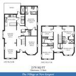 Bath Home Floor Plan Floors Plans Exterior Bedrooms