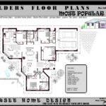 Bathroom Bedroom Garage House Plan Design