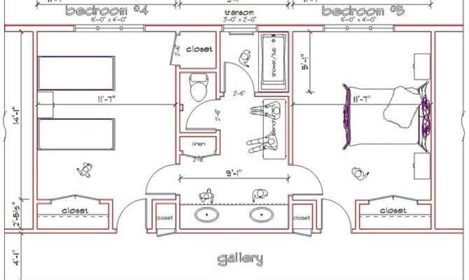 Bathroom Design Jack Jill Home Decoration Live
