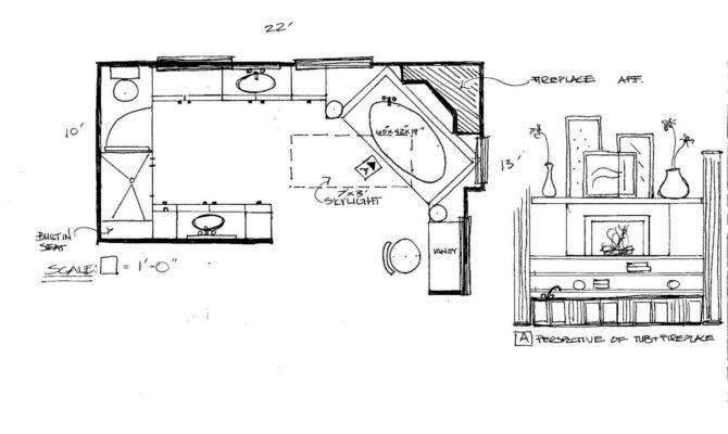 Bathroom Floor Plan Ideas Home Decorating Ideasbathroom