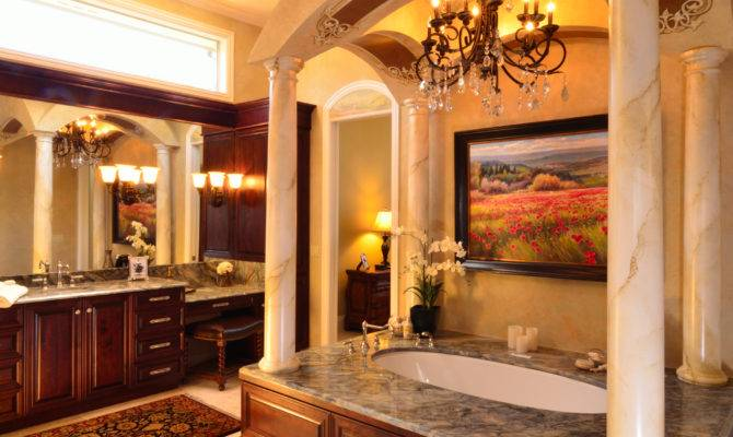 Bathroom Kitchen Bath Master Home