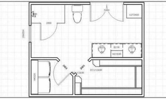 Bathroom Laundry Room Combo Floor Plans Bright