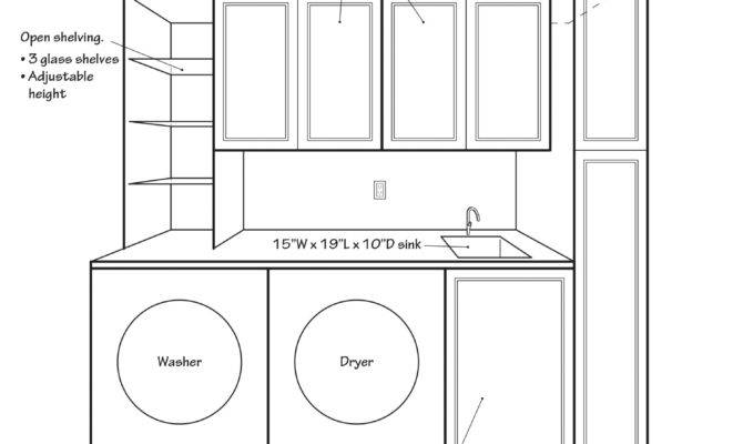Bathroom Laundry Room Floor Plans Home Design Ideas