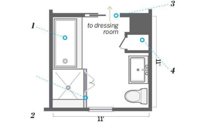Bathroom Laundry Room Floor Plans Memes Vozindependiente