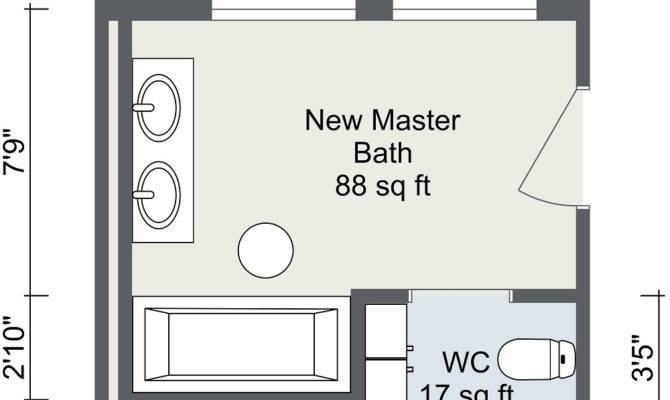 Bathroom Layout Roomsketcher