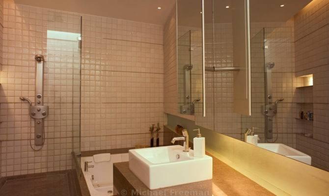 Bathroom Modern Indian House Rajasthan City Udaipur