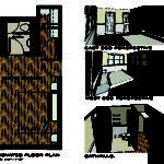 Bathroom Walk Closet Floor Plan Renovated