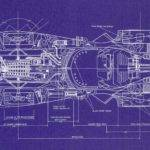 Batmobile Blueprint Social Media