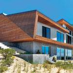 Bauhaus Style Cape Cod House Gets Guesthouse Hariri