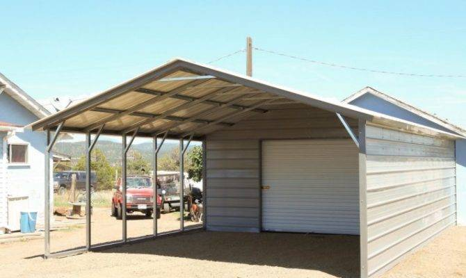 Bay Carport Kit Prices Car Plans Metal Carports