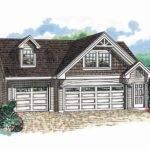 Bay Garage Apartment Plans Plan Find Unique House