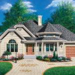 Bayberry Hill Victorian Home Plan House Plans More