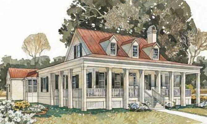 Bayside Homestead Coastal Living Southern House