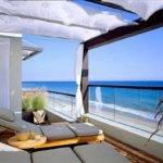Beach Home Design House Malibu Interior