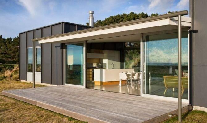 Beach House Design Parsonson Architects Home Architecture
