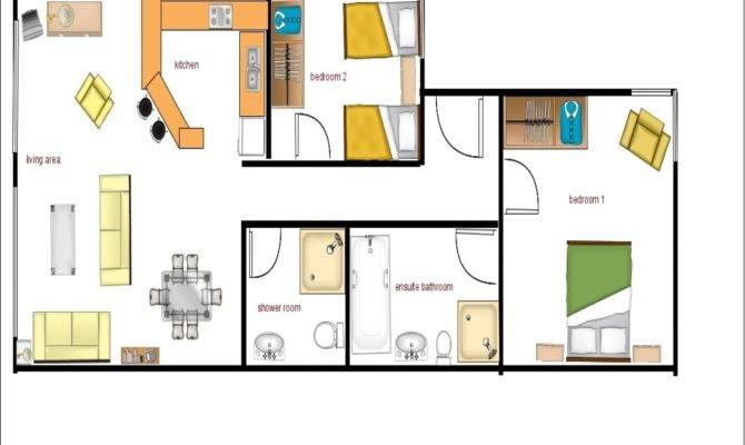 Beach House Floor Plans Tiny