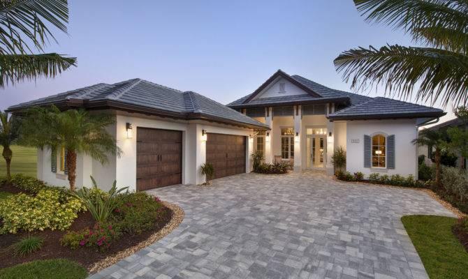 Beach House Plan Caribbean West Indies Home Floor