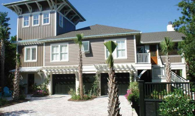 Beach House Plans Small Home Coastal Living