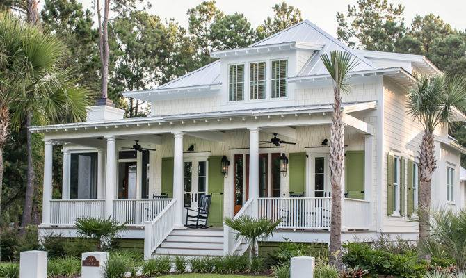 Beach House Plans Southern Living Style