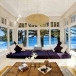 Beach House Windows Amazing Views Sally Lee Sea