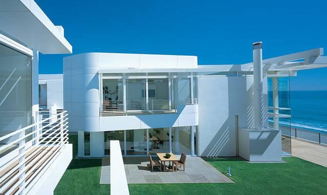 Beachfront House California