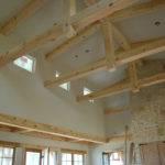 Beam Ceilings Not Vaulted Design Based