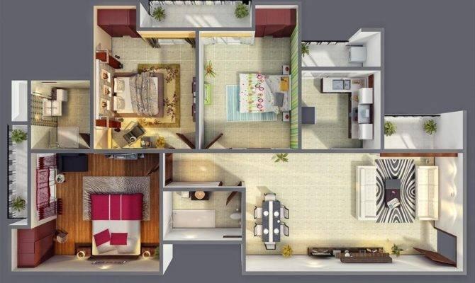 Beautiful Bedroom Houses Interior Design Ideas Home Plans Blueprints 80621