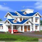 Beautiful Bedroom Kerala House Home Design Floor Plans