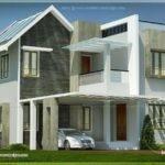Beautiful Double Storey Villa Feet Kerala