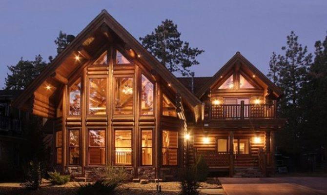 Beautiful Dream Mountain Cabin Designs Look Like