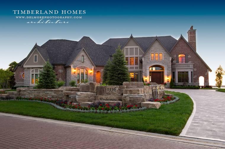 Beautiful Exterior Homes Home Plans Blueprints 11866
