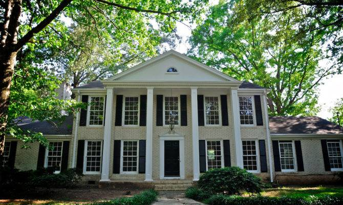 Beautiful Farm Classic Southern Home Athens