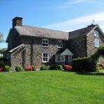 Beautiful Farm Houses Gwaenynog Stone