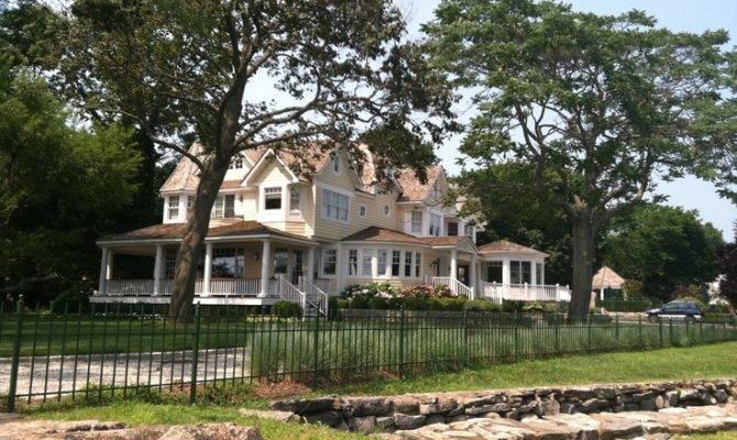 Beautiful Farmhouse Houses Pinterest