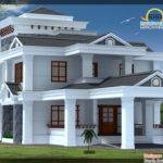 Beautiful House Elevations Kerala Home Design Floor Plans