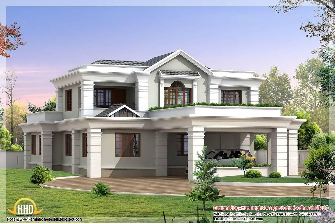 Beautiful Houses Design Simple Elegant Home Plans Blueprints 123946