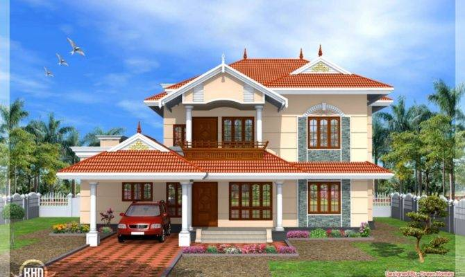 Beautiful Indian Home Designs