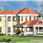 Beautiful Indian House Elevations Kerala Home Design Floor Plans