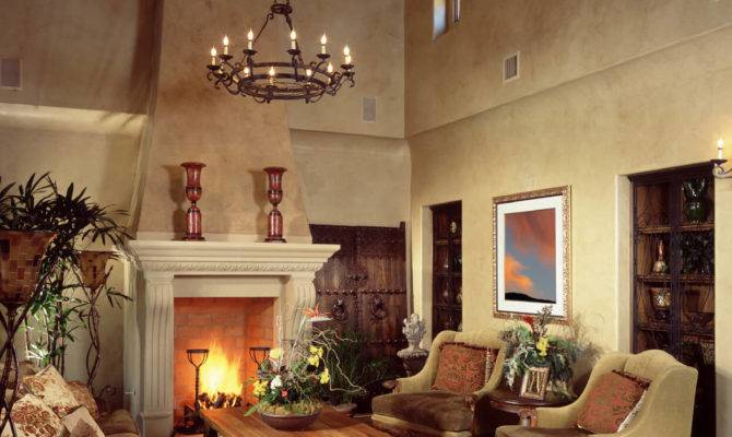 Beautiful Living Rooms Fireplaces All Types