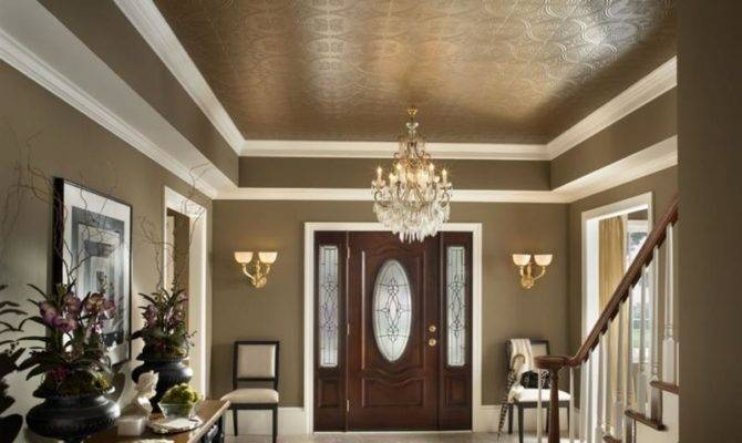 Beautiful Luxurious Foyer Designs