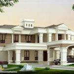 Beautiful Luxury Villa Design Kerala Home
