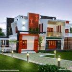 Beautiful Modern Contemporary Home Kerala Design