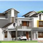 Beautiful Modern Kerala Home Design Indian House Plans