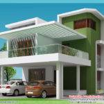 Beautiful Modern Simple Indian House Design Kerala